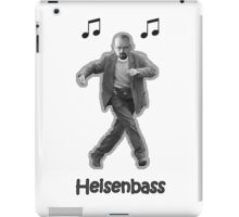 Heisenbass iPad Case/Skin