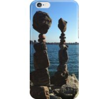 Standing Stones in San Diego iPhone Case/Skin