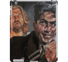 You're Bogartin' the F'in' Joint, Man! iPad Case/Skin