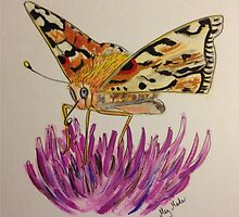 Little Butterfly by MegMader