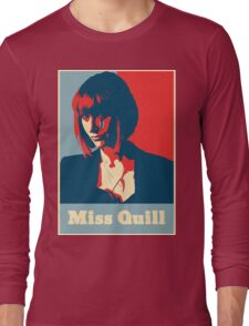 Miss Quill Scar Long Sleeve T-Shirt