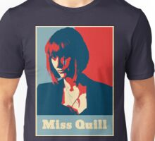Miss Quill Scar Unisex T-Shirt