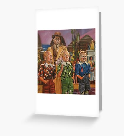Lollipop Guild Recruit Greeting Card