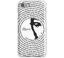 The Courteeners iPhone Case/Skin