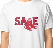 Chris Sale Red Sox Shirt Classic T-Shirt