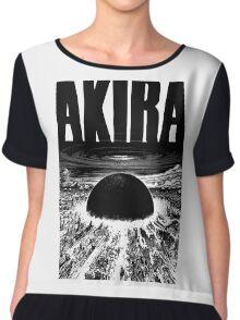 Akira Neo Tokyo Chiffon Top