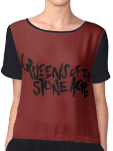 Queens of the stone age Chiffon Top