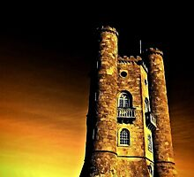 Broadway Tower by ScenicViewPics