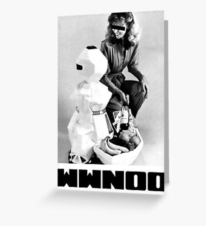 WWNOO #7 Greeting Card