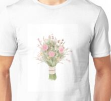 Spring bouquet of flowers Unisex T-Shirt