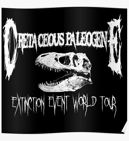 Extinction Event Death Metal 2 Poster