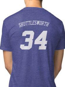 Allen Jesus Shuttlesworth  Tri-blend T-Shirt