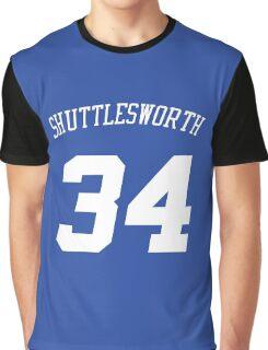 Allen Jesus Shuttlesworth  Graphic T-Shirt