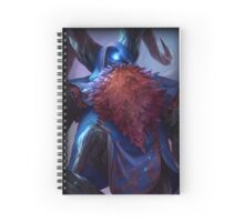 Bard - League Of Legends Spiral Notebook