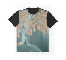 Golden Tree Graphic T-Shirt