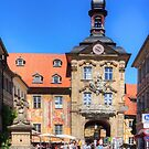 Bamberg Altes Rathaus by Tom Gomez