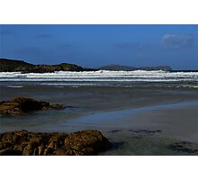 Anagry Beach, Co Donegal. 4 Photographic Print