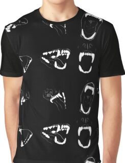 Pearly Whites Graphic T-Shirt