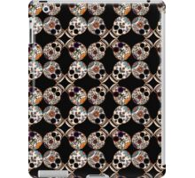 Sugar Skull Set iPad Case/Skin