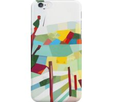 Fancy Fence iPhone Case/Skin