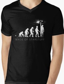 We are made of star stuff Mens V-Neck T-Shirt