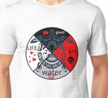 # NoDAPL Water Is Life,MNI WICONI Unisex T-Shirt