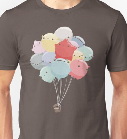 Balloon Animals Unisex T-Shirt