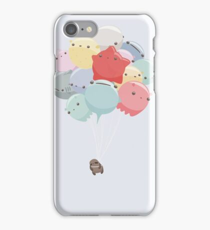 Balloon Animals iPhone Case/Skin
