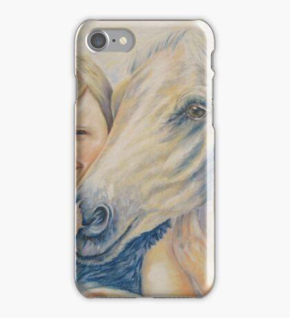 CHEEKY CHARM iPhone Case/Skin