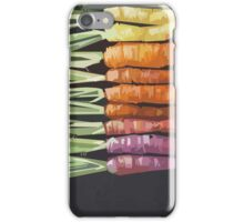 Color Carrots iPhone Case/Skin