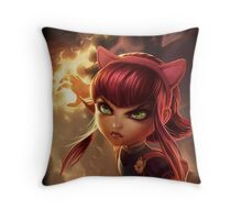 Annie - League Of Legends Throw Pillow