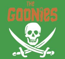 The Goonies Pirate Kids Tee