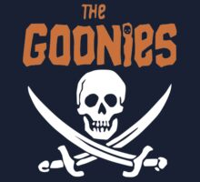 The Goonies Pirate One Piece - Long Sleeve