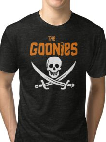 The Goonies Pirate Tri-blend T-Shirt