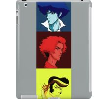Bebop Champloo Dandy mashup iPad Case/Skin