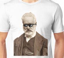 Thug Victor Hugo Unisex T-Shirt