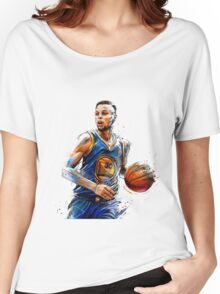STEPHEN CURRY Women's Relaxed Fit T-Shirt