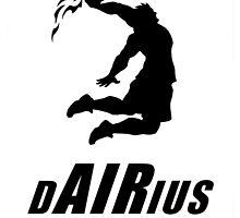 Darius Dunkius by Disorderlyscot