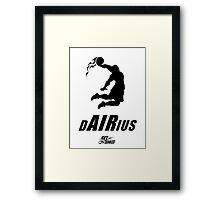 Darius Dunkius Framed Print