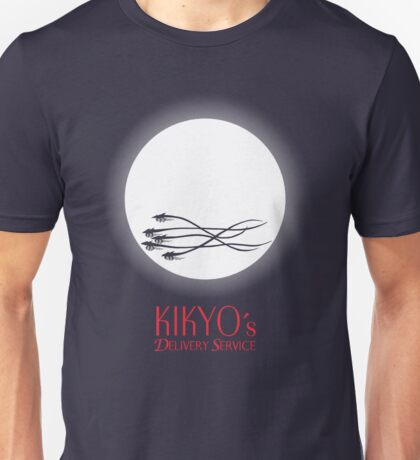 Kikyo's Delivery Service: Kiki's got nothing on this. Unisex T-Shirt