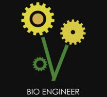 Bio Engineer White by Oomazing