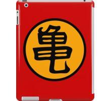 kanji dragon ball tortue génial iPad Case/Skin
