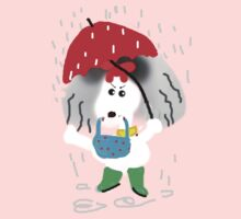 DOLORES HATES THE RAIN TEE SHIRT Kids Clothes