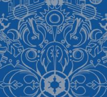 Millennium Falcon kaleidoscope Sticker
