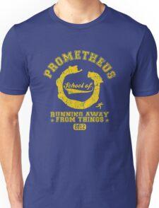 School of running away from things Unisex T-Shirt