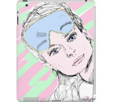 Holly Golightly iPad Case/Skin