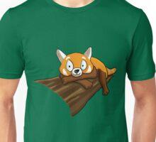 Le panda roux Unisex T-Shirt