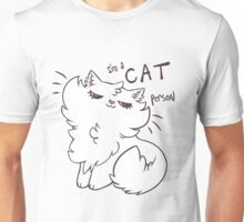 I'm a Cat Person Unisex T-Shirt