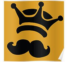 king of swag crown Poster