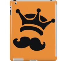 king of swag crown iPad Case/Skin